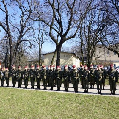80. rocznica powstania Armii Łódź
